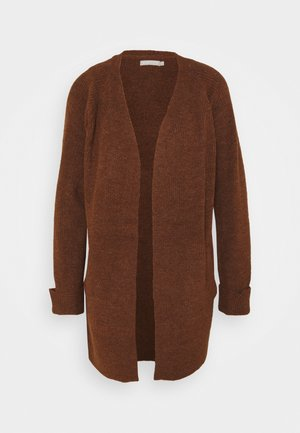 PCELLEN LONG  - Cardigan - mocha bisque