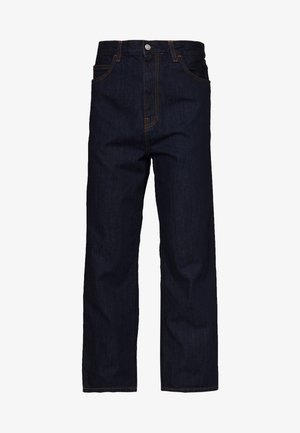 SMITH PANT MONROE - Jeans baggy - dark blue