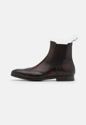 AUSTIN - Classic ankle boots - marron