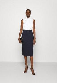 Ted Baker - OATI - Day dress - navy - 1