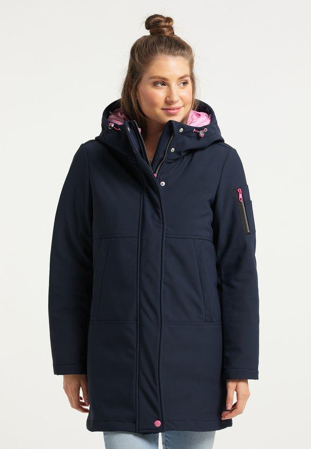 3 IN 1 - Abrigo de invierno - marine