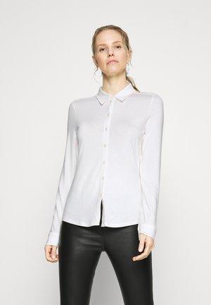 LONG SLEEVE - Skjortebluser - off white