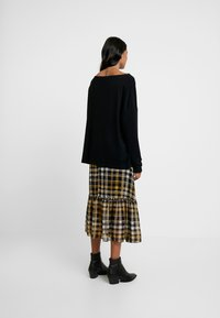 AllSaints - RITA - Long sleeved top - black - 2