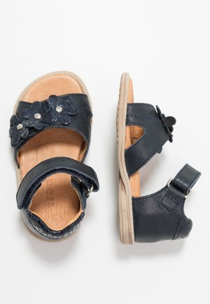 CARLINA MEDIUM FIT - Chaussures premiers pas - blue