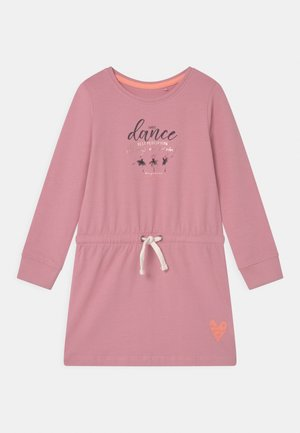 KIDS GIRLS DRESS - Jersey dress - mauve