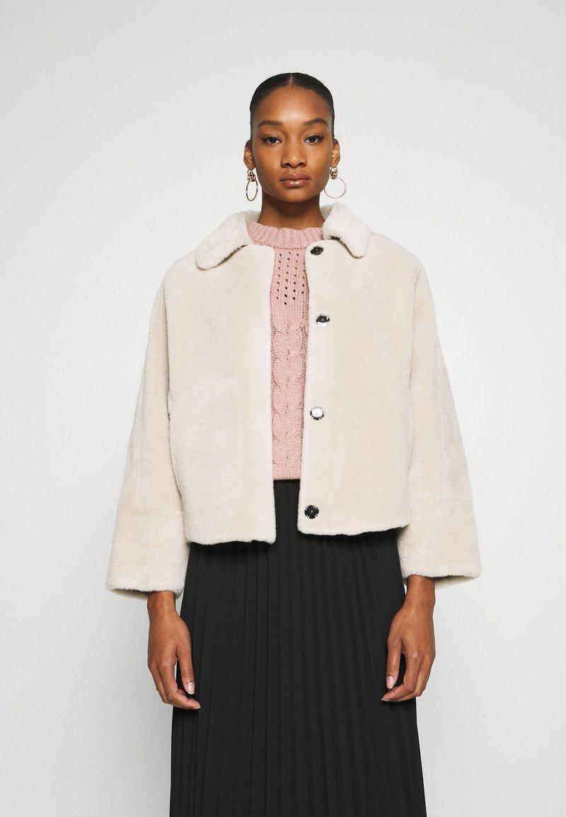 Oakwood - HELEN REVERSIBLE - Light jacket - light beige