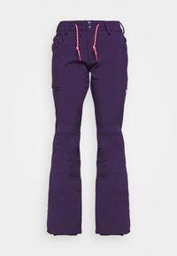 DC Shoes - VIVA  - Ski- & snowboardbukser - grape - 5