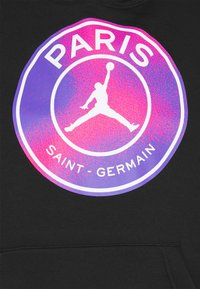 Nike Performance - JORDAN PARIS ST GERMAIN HOODIE - Club wear - black - 5