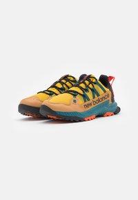 New Balance - SHANDO - Zapatillas de trail running - harvest gold - 1