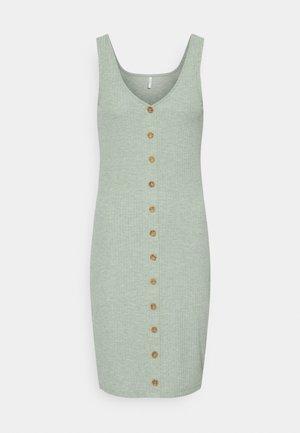 ONLNELLA BODYCON DRESS - Day dress - chinois green