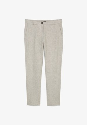 Trousers - multi/middle stone melange