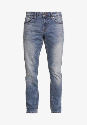 Straight leg jeans - waterfall
