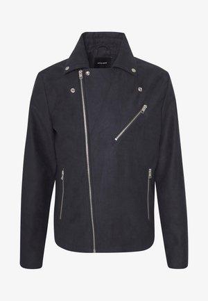 JEROCKY BIKER JACKET NOOS - Summer jacket - dark navy