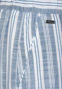 Street One - MIT WIDE LEGS - Trousers - blau - 4