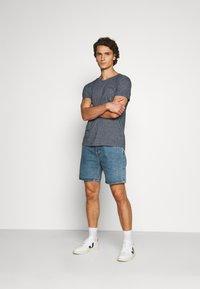 edc by Esprit - GRIND - T-shirt basic - navy - 1