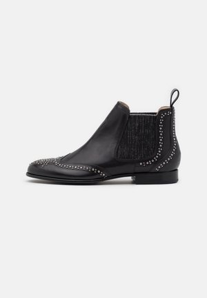 SALLY  - Ankle boots - black glitter
