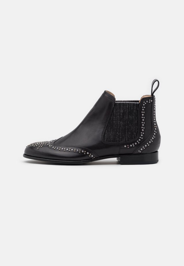 SALLY  - Classic ankle boots - black glitter