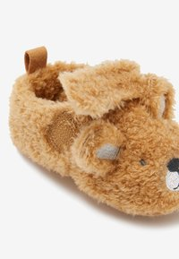 Next - BEAR 3D PRAM  - Slippers - brown - 3