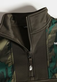 The North Face - B SURGENT 1/4 ZIP - Sweatshirt - new taupe green - 5