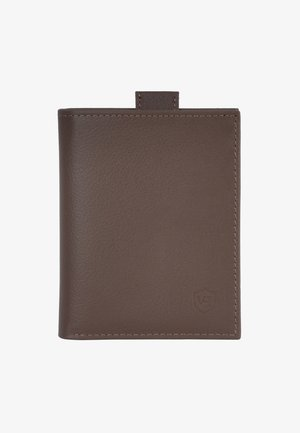 Wallet - hellbraun (genarbt)