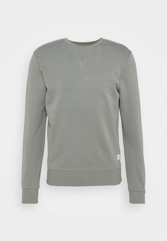 JJEBASIC CREW NECK - Sweatshirt - sedona sage