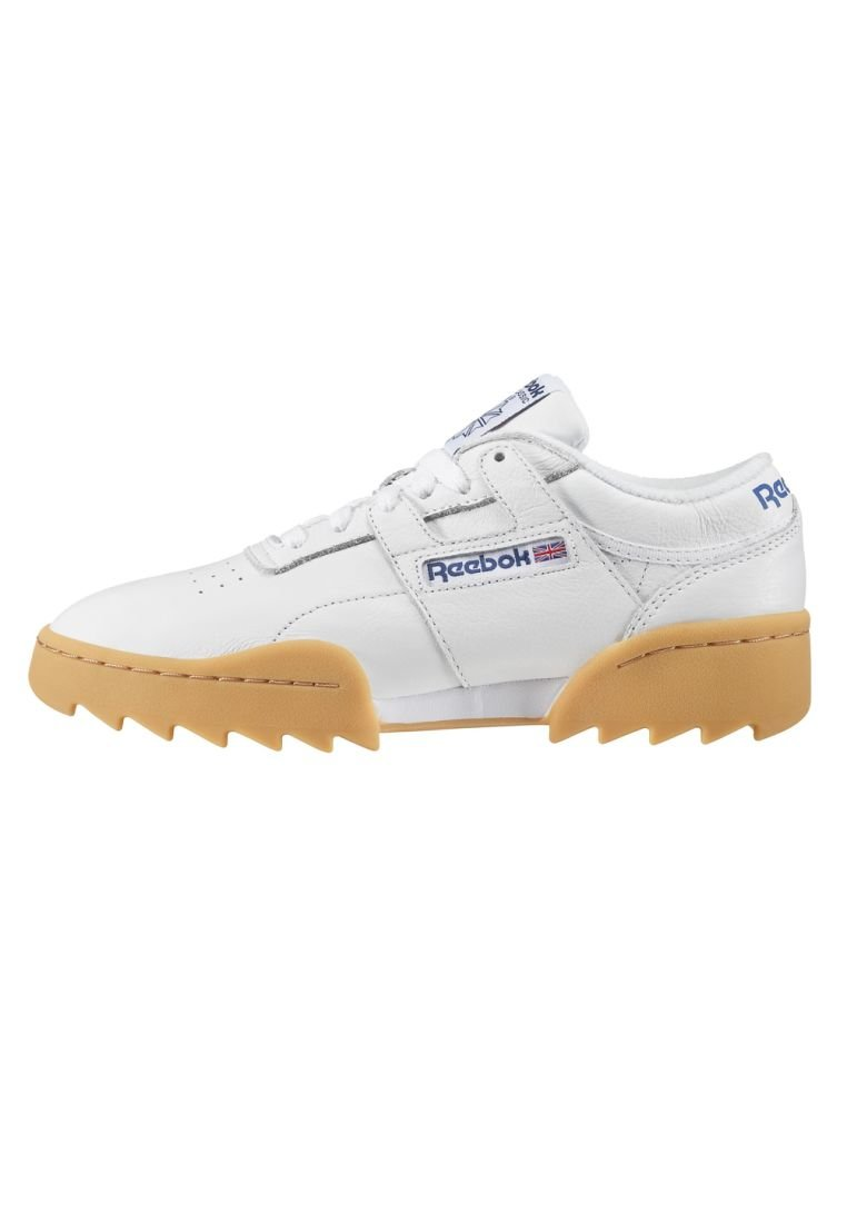 Reebok Classic WORKOUT RIPPLE OG - Joggesko - beige