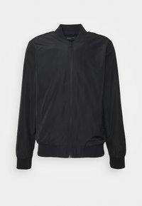 Burton Menswear London - CORE MILITARY - Bomberjacks - black - 3
