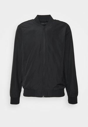 CORE MILITARY - Bomber Jacket - black