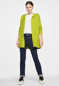 comma casual identity - Cardigan - lime - 1