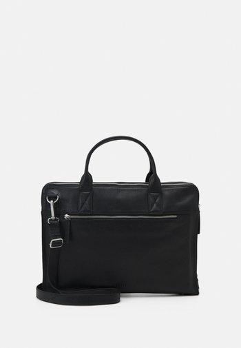 FLAKE BRIEF - Laptop bag - black