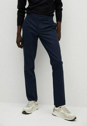 BREST - Chino kalhoty - tintenblau