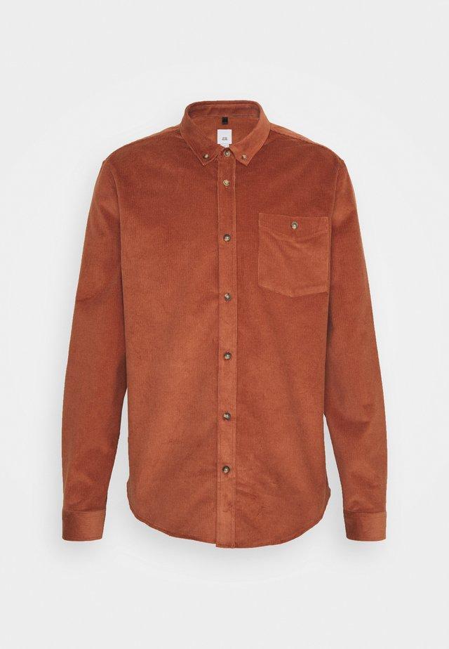 Overhemd - rust