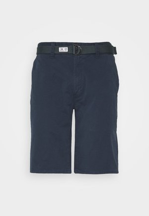 TJM VINTAGE WASH  - Shortsit - twilight navy