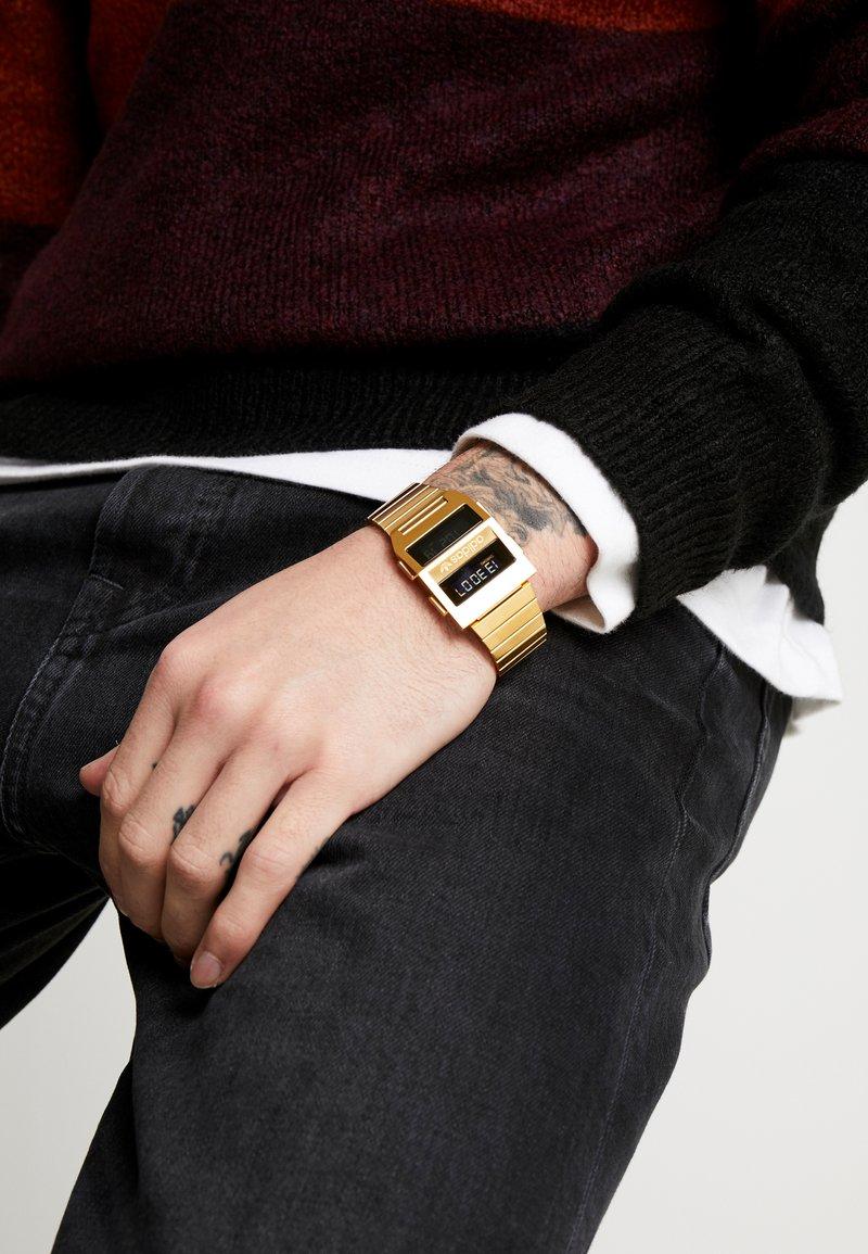 adidas Originals - ARCHIVE M3 - Digitaal horloge - gold-coloured