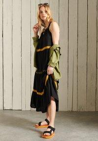 Superdry - Maxi dress - black - 0