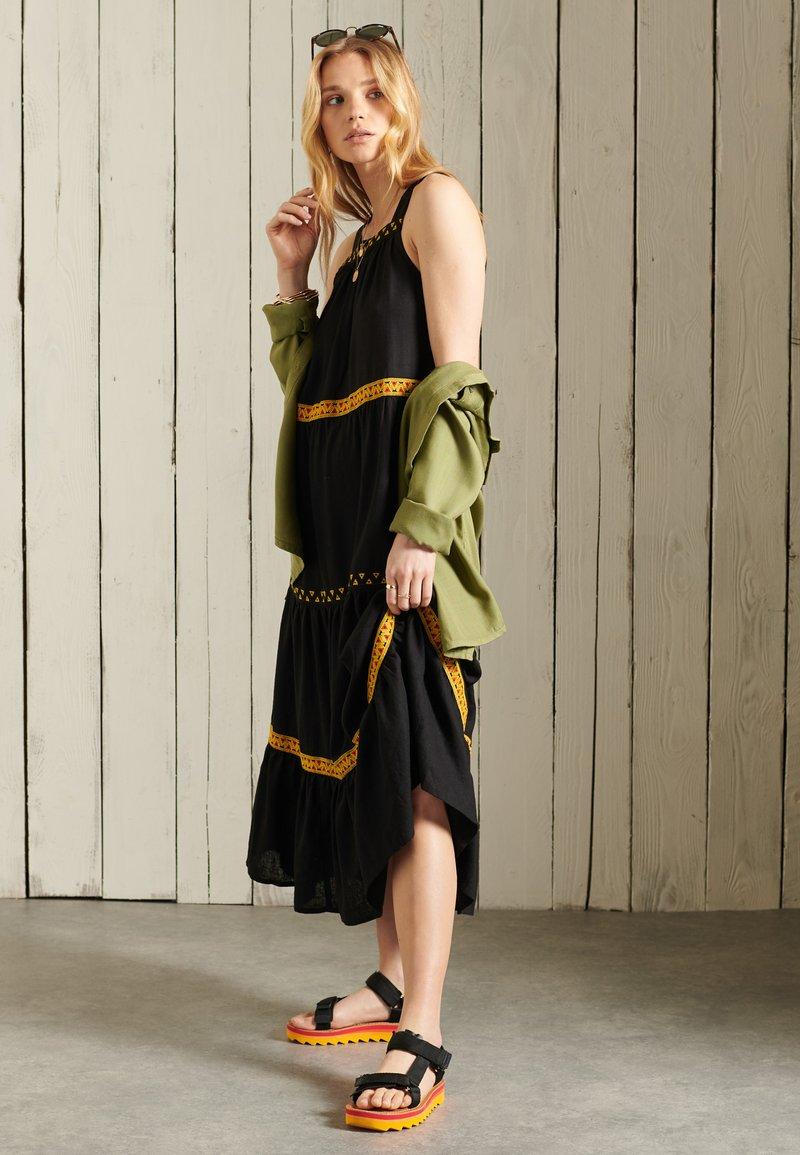 Superdry - Maxi dress - black