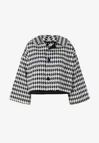 Solai - Summer jacket - black & white - 5