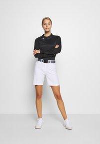 adidas Golf - CLOLDREADY MOCK - Top sdlouhým rukávem - black - 1