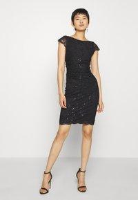 Swing - FACELIFT - Cocktail dress / Party dress - schwarz - 0