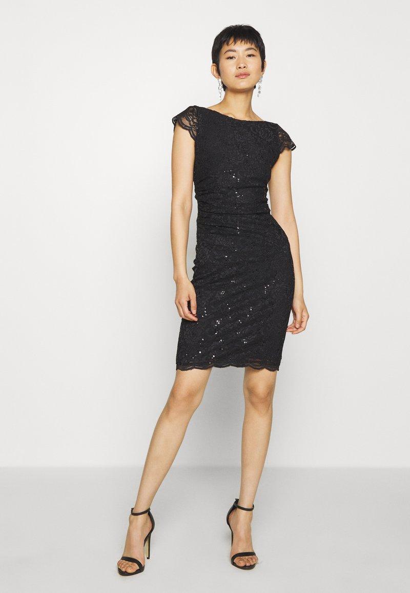 Swing - FACELIFT - Cocktail dress / Party dress - schwarz