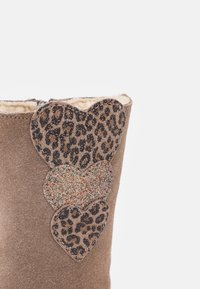 Friboo - LEATHER - Boots - taupe - 5