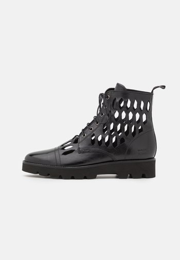 SELINA 51 - Lace-up ankle boots - black