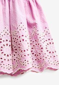 Next - Day dress - lilac - 3