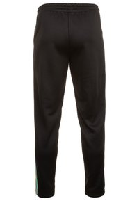 Urban Classics - SIDE TAPED  - Tracksuit bottoms - black - 1