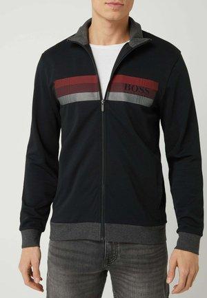 MIT LOGO MODELL 'AUTHENTIC' - Cardigan - schwarz