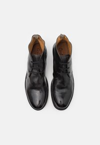 Cordwainer - Lace-up ankle boots - todi washed black - 3