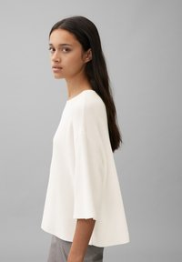 Marc O'Polo - MIT KASCHMIRWOLLE - Jumper - off white - 3
