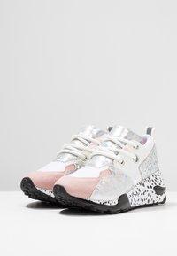 Steve Madden - Sneakers laag - blush/multicolor - 3