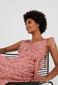 J.CREW - Maxi dress - peach/multi - 5
