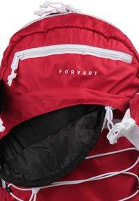 Forvert - ICE LOUIS - Rucksack - red - 3